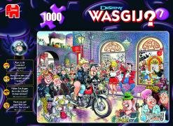 Wasgij wedding
