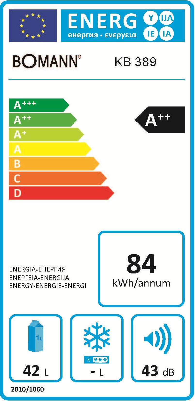 Bomann KB 389 Tisch-Kühlschrank silber Preisvergleich   Geizhals ...