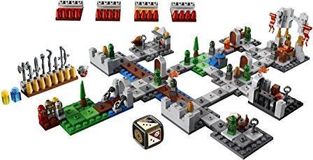 LEGO - Heroica - Castle Fortaan (3860) -- via Amazon Partnerprogramm