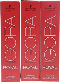 Schwarzkopf Igora Royal hair colour 5/88 light brown red extra, 60ml