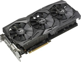 ASUS ROG Strix Radeon RX 580 OC, ROG-STRIX-RX580-O8G-GAMING, 8GB GDDR5, DVI, 2x HDMI, 2x DP (90YV0AK0-M0NA00)