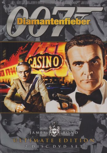 James Bond - Diamantenfieber (Special Editions) -- via Amazon Partnerprogramm