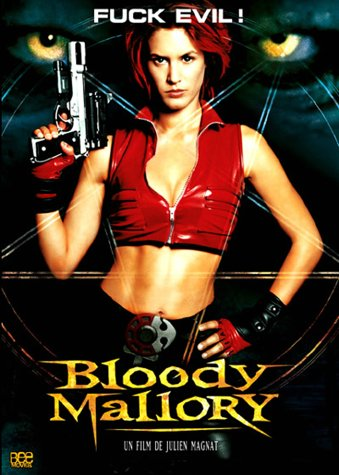 Bloody Mallory -- via Amazon Partnerprogramm