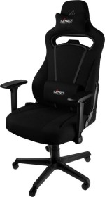 Nitro Concepts E250 Gamingstuhl, schwarz (NC-E250-B)
