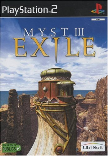 Myst 3: Exile (deutsch) (PS2) -- via Amazon Partnerprogramm