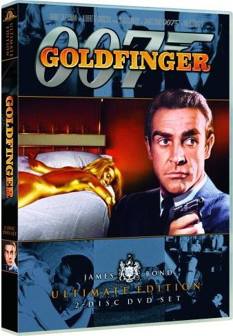 James Bond - Goldfinger (Special Editions) -- via Amazon Partnerprogramm