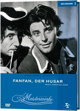 Fanfan, der Husar -- via Amazon Partnerprogramm