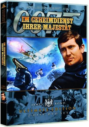 James Bond - Im Geheimdienst Ihrer Majestät (Special Editions) -- via Amazon Partnerprogramm