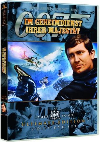 James Bond - Im Geheimdienst Ihrer Majestät (Special Editions) -- via Amazon Partnerprogramm