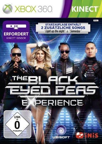 The Black Eyed Peas Experience (deutsch) (Xbox 360) -- via Amazon Partnerprogramm