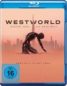 Westworld Season 3 (Blu-ray)