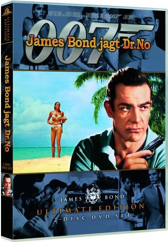 James Bond - Jagt Dr. No (Special Editions) -- via Amazon Partnerprogramm