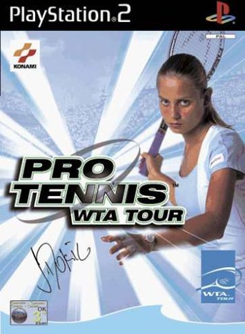 Pro Tennis WTA Tour (niemiecki) (PS2) -- via Amazon Partnerprogramm