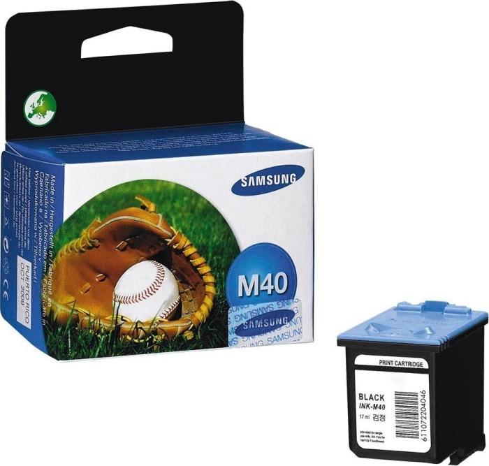 Samsung M40 Druckkopf mit Tinte schwarz (INK-M40/ROW) -- via Amazon Partnerprogramm