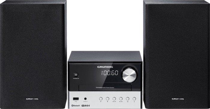 Grundig CMS 1000 BT black/silver
