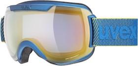 UVEX Downhill 2000 FM underwater mat/orange blue