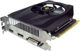 Manli GeForce GTX 1050 Ti, 4GB GDDR5, DVI, HDMI, DP (N580105TIM14341)