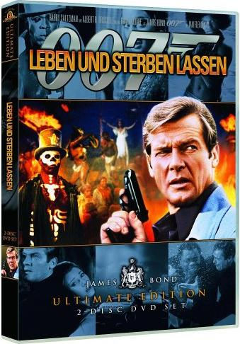 James Bond - Leben und Sterben lassen (Special Editions) -- via Amazon Partnerprogramm
