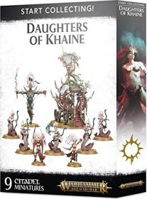 Games Workshop Warhammer Age of Sigmar - Daughters of Khaine - Start Collecting! Daughters of Khaine (99120212022)