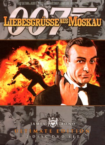 James Bond - Liebesgrüße aus Moskau (Special Editions) -- via Amazon Partnerprogramm
