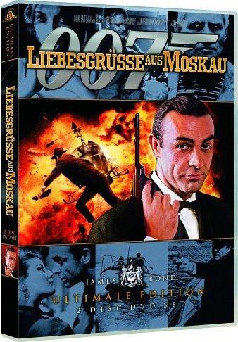 James Bond - Liebesgrüße aus Moskau (Special Editions) -- via Amazon Partnerprogramm