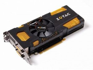 Zotac GeForce GTX 570 AMP!, 1.25GB GDDR5, 2x DVI, HDMI, DisplayPort (ZT-50204-10M)