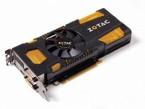 Zotac GeForce GTX 570 AMP!, 1.25GB GDDR5, 2x DVI, HDMI, DisplayPort (ZT-50204-10M)