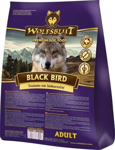 wolfsblut black bird adult 500g tierbedarf baumarkt garten preisvergleich. Black Bedroom Furniture Sets. Home Design Ideas