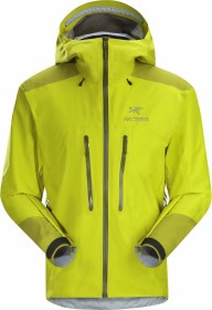 Arc'teryx Alpha AR Jacket lichen (men)