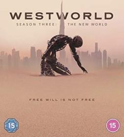 Westworld Season 3 (DVD)