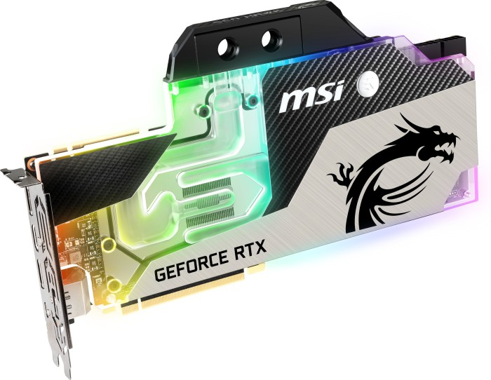 MSI GeForce RTX 2080 Ti Sea Hawk EK X, 11GB GDDR6, HDMI, 3x DP, USB-C (V371-029R)