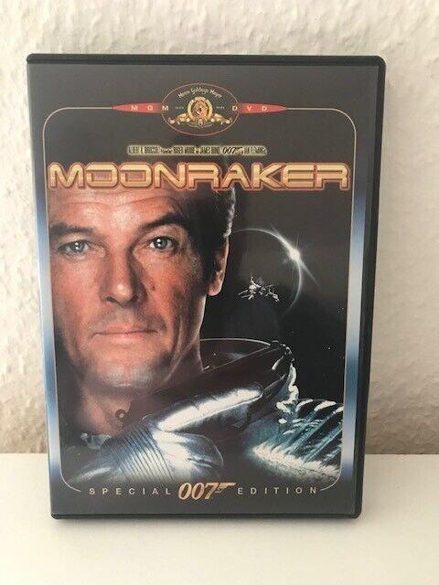 James Bond - Moonraker: Streng geheim (Special Editions) -- via Amazon Partnerprogramm