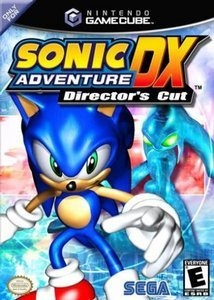 Sonic Adventure DX Directors Cut (deutsch) (GC)