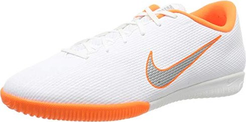 fa529338605 Nike MercurialX Vapor XII Academy Just Do It IC white total orange ...