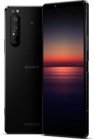 Sony Xperia 1 II Single-SIM schwarz