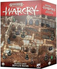 Games Workshop Warhammer Age of Sigmar Warcry - Ravaged Lands - Defiled Ruins (99220299080)