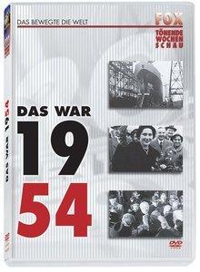 Tönende Wochenschau 1954