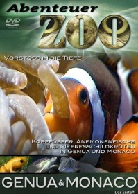 Abenteuer Zoo - Genua & Monaco (DVD)