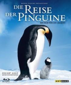Die Reise der Pinguine (Blu-ray)
