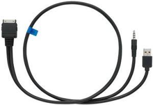 Kenwood KCA-iP22F 30-Pin/USB-Adapterkabel