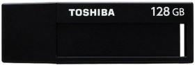 Toshiba TransMemory U302 schwarz 128GB, USB-A 3.0 (THN-U302K1280MF)