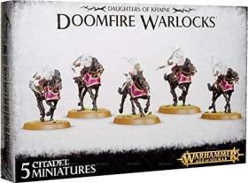 Games Workshop Warhammer Age of Sigmar - Daughters of Khaine - Doomfire Warlocks (99120212019)