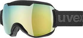 UVEX Downhill 2000 FM black mat/rainbow rose