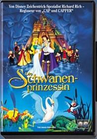 Die Schwanenprinzessin (DVD)