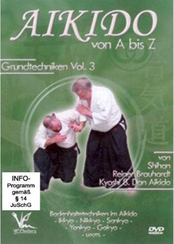 Kampfsport Aikido: Von A bis Z - Grundtechniken (verschiedene) -- via Amazon Partnerprogramm