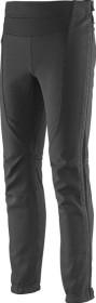 Salomon Momemtum FZ pant long black (Junior) (373777)