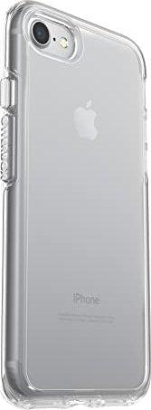 otterbox symmetry f r apple iphone 7 transparent 77 53957. Black Bedroom Furniture Sets. Home Design Ideas