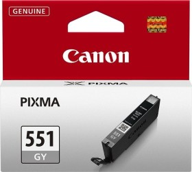 Canon ink CLI-551GY grey (6512B001)
