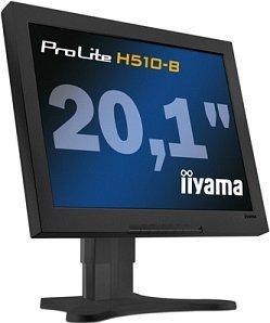 "iiyama ProLite H510-B, 20.1"", 1600x1200, analogowy/cyfrowy"