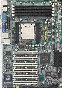 Tyan Tomcat K8S, AMD 8131 [dual PC-2700 reg ECC DDR] (S2850G2N)